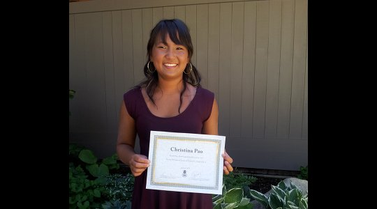 Christina takes 4th at Sierra Nevada Guitar Festival 2013