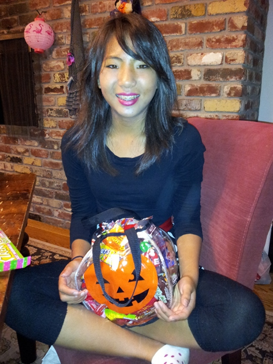 Annalisa Pao Halloween