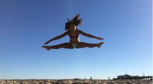 Annalisa Pao in the Air