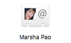 Marsha Pao vCard