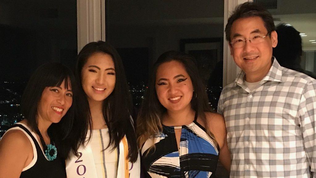 Annalisa Pao HS Graduation