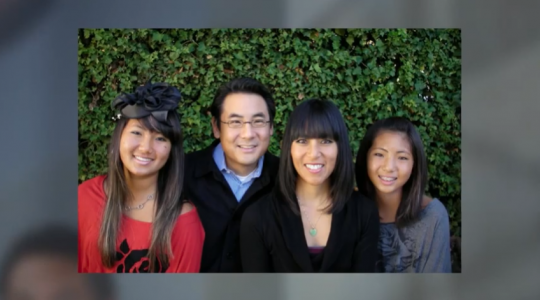 Seasons Greetings 2012 from the Pao Family